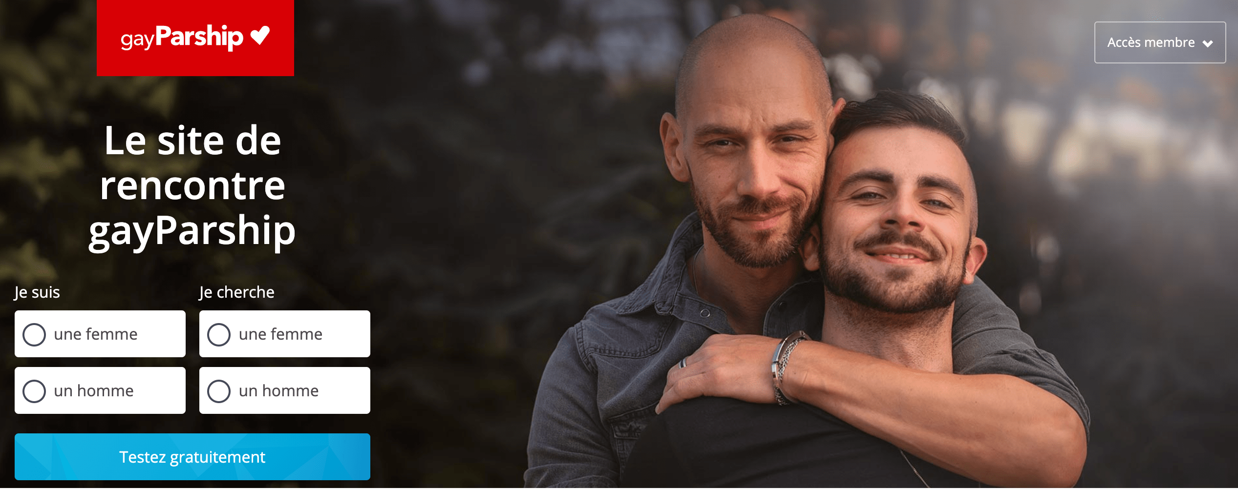 site de rencontre - gayparship